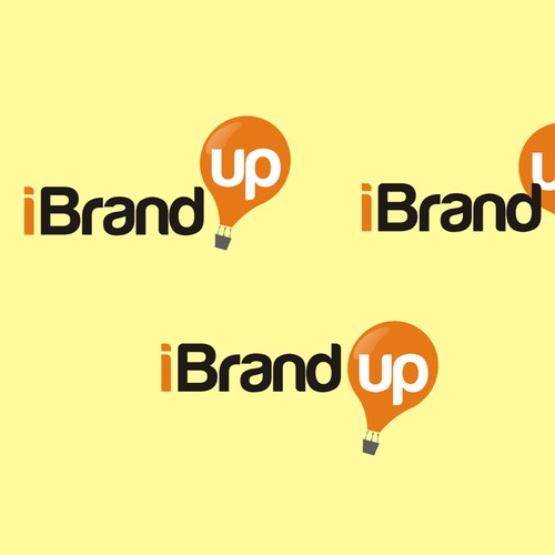 Crie um logotipo para empresa de Marketing iBrandUP