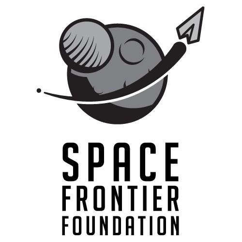 Unique space logo cpncept!