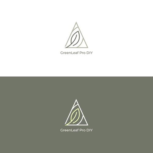 Organic Logo for Homegrown Plant Fertilizer Company