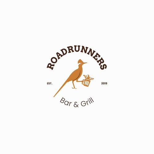 restaurant/bar logo