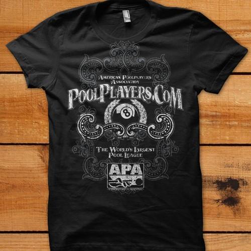 Pool Players Design