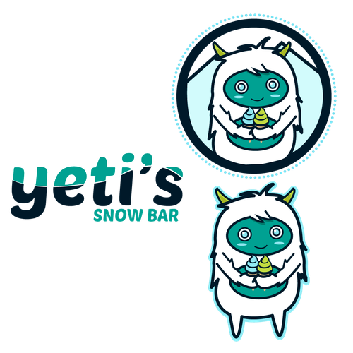 LOGO & CHARACTER NEEDED FOR ICE CREAM SHOP