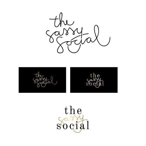 Unique Wedding and Event Planning Logo