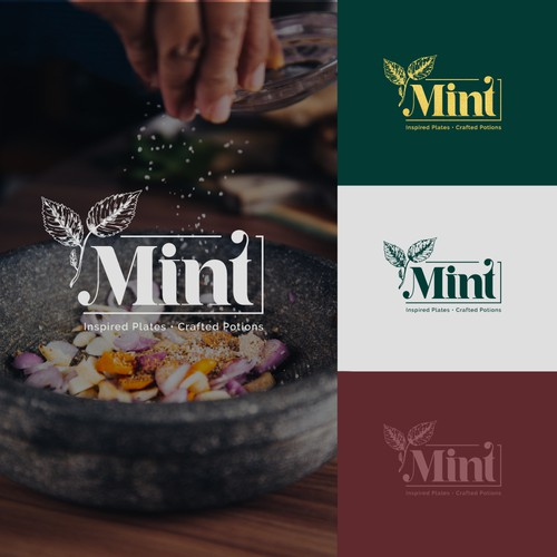 Logo Design for Mint