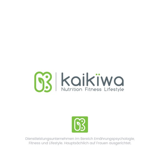 Designed Logo Design For Nutrition Fitness Company