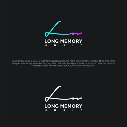 Music record label looking for creative visualization of long memory concept!
