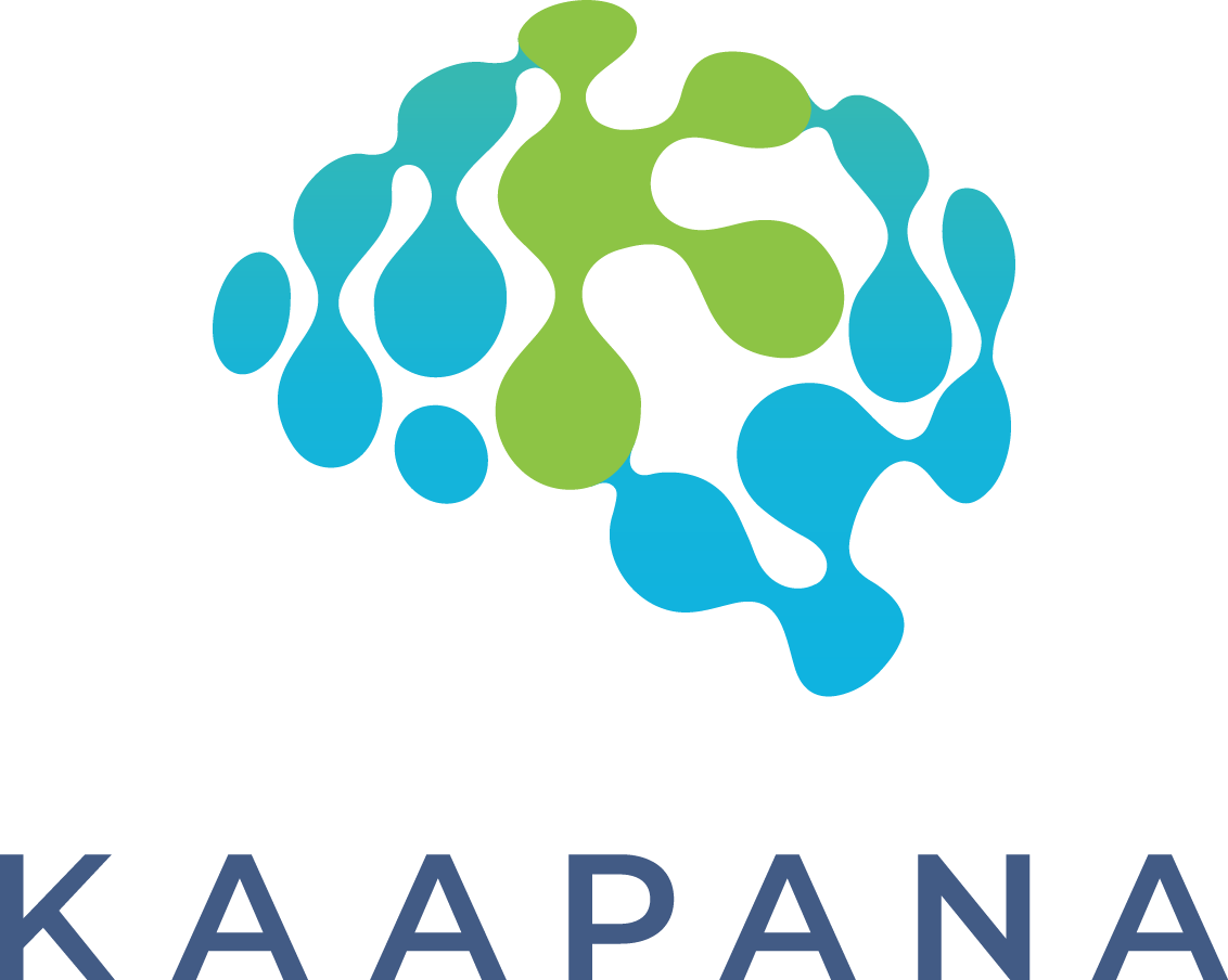 """Logo for our federated AI & medical imaging research platform """"Kaapana"""""""