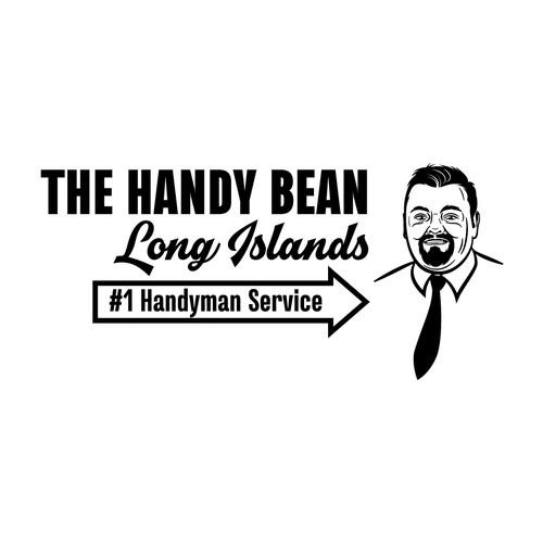 Logo for a handyman service