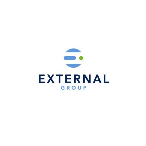 «External Group» logo