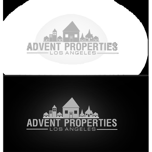 Create the next logo for Advent Properties Los Angeles