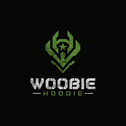 Logo design for Woobie Hoodie