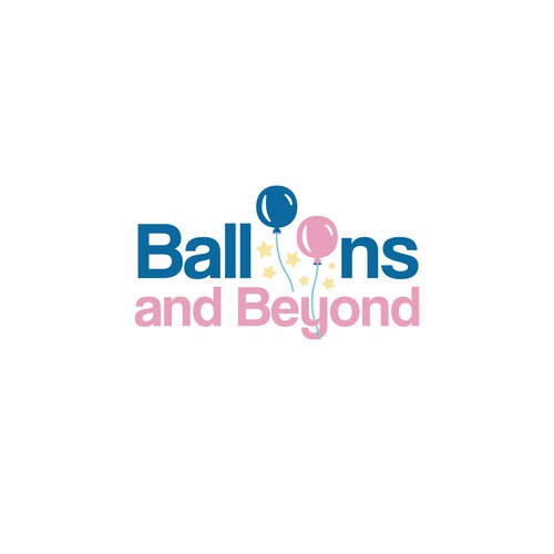 Logo concept for Ballons and Beyond
