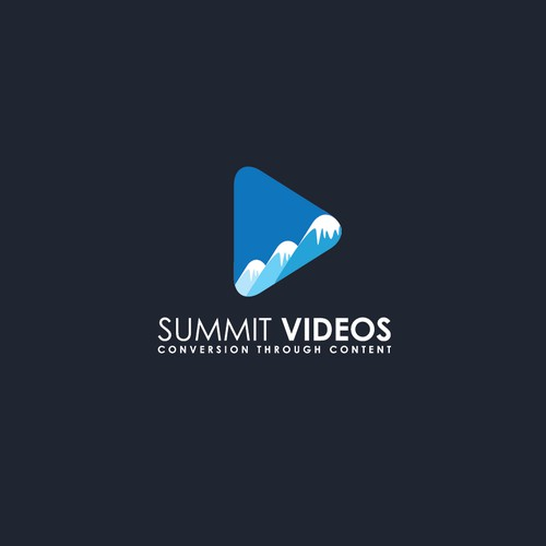 Design the logo for an innovative video company
