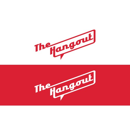 Create a cool & funky logotype for The Hangout