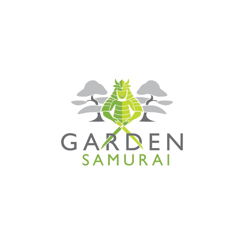 """Designe ein einzigartiges logo für unsere Blogging-Website: """"Gardensamurai""""!"""