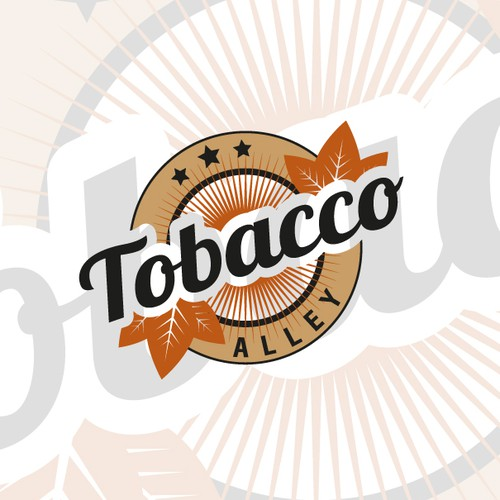 logo for Tobacco Alley