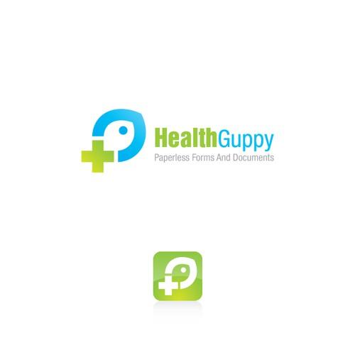 logo for Health Guppy