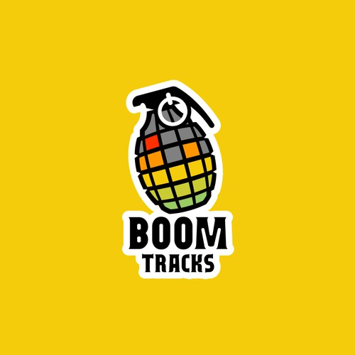 Logo for sound effects studio