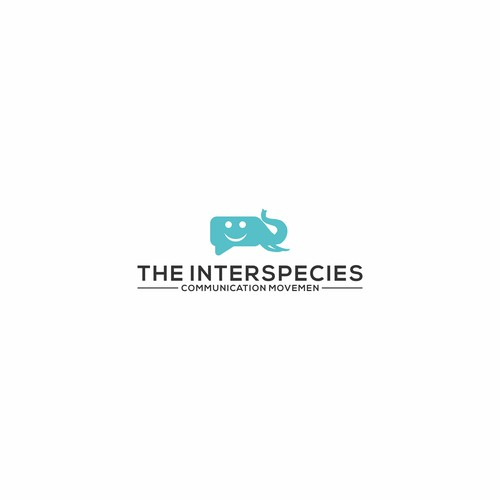 Start the interspecies communication movement with a kickass logo!