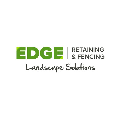 Logo design for landscaper
