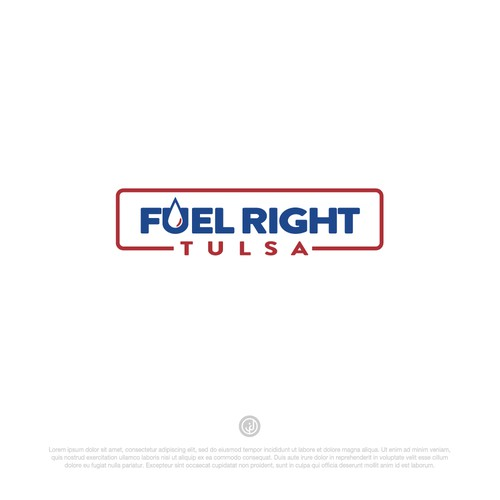 Logo entri for Fuel Right Tulsa