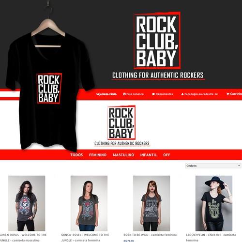 rock club, baby