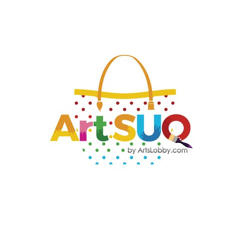 Logo & SM designs for ArtSUQ