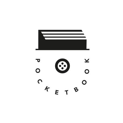 minimalistisch logo filmmaatschappij