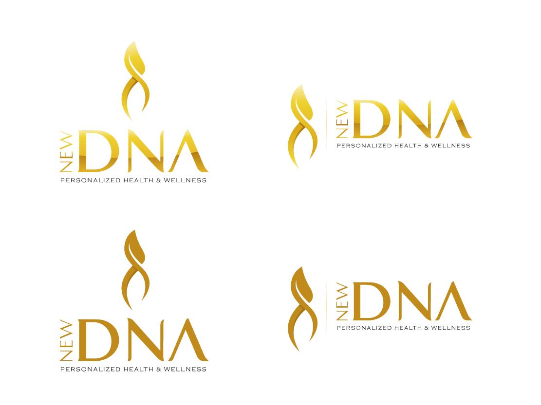 NEWDNA logo design