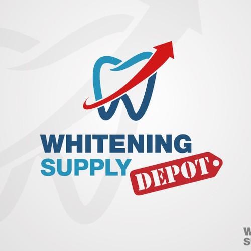 Whitening Supply Logo