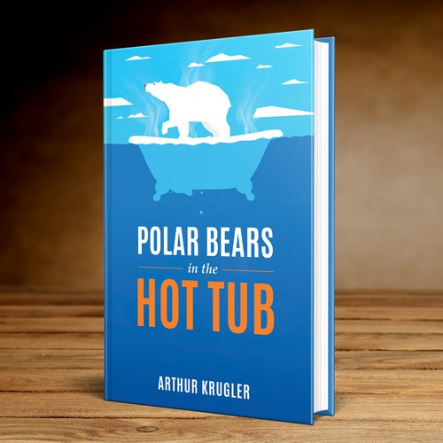 Book cover for Polar Bears in the Hot Tub