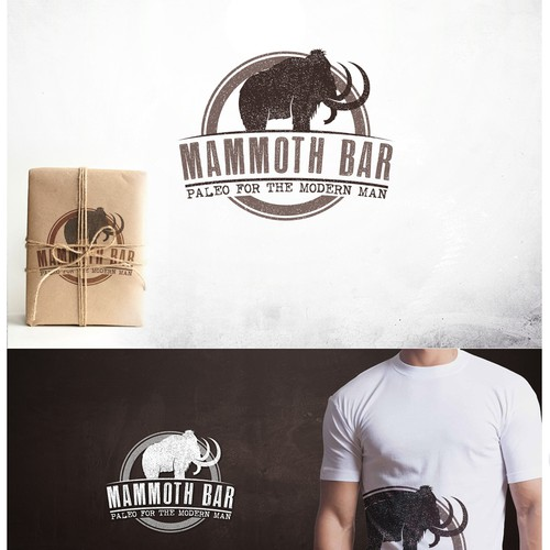 Mammoth Nutrition Bar - New Logo wanted!