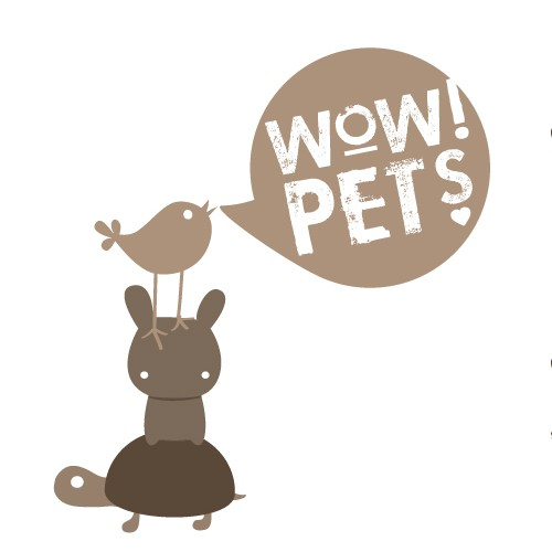 wow pets needs a new logo