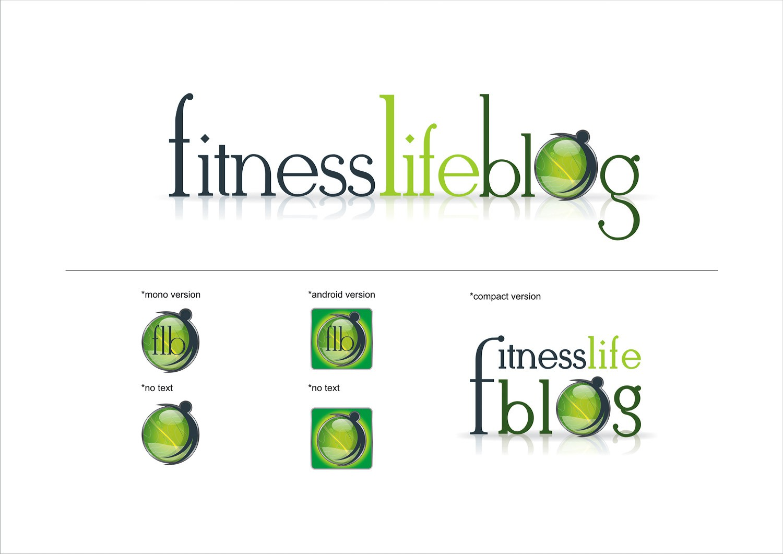 Fitness Life Blog needs a new logo