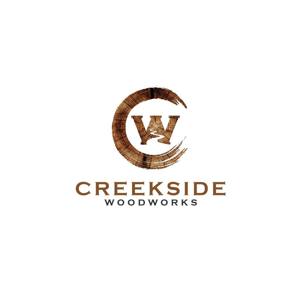 Design a timeless logo for Creekside Woodworks