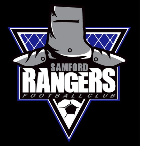 Create the next logo for Samford Rangers Football Club / Samford Rangers FC