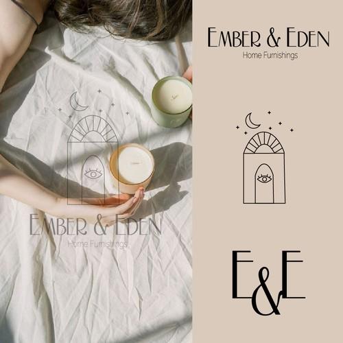Logo Concept for Ember & Eden