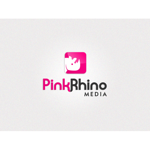 Create the next Logo Design for Pink Rhino Media