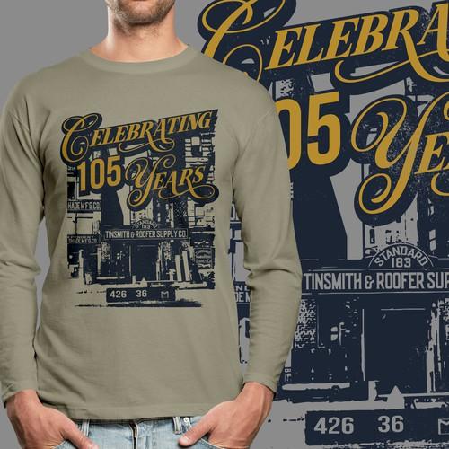 Celebrating Vintage Shirt Design