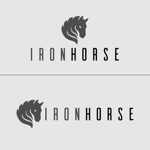 Conceito para Logotipo IRONHORSE