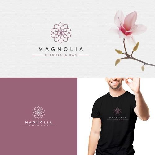 Logo Design Magnolia