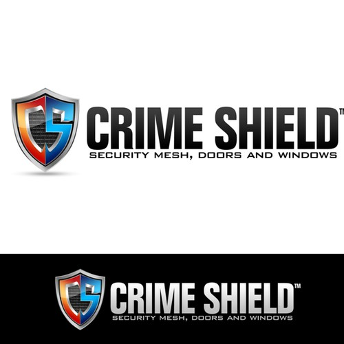 CRIME SHIELD needs a new logo