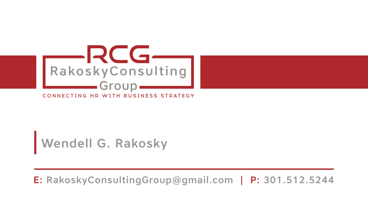 Rakosky Business Card
