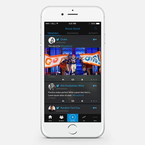 Rouse Social App