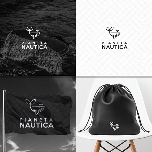 Logo design for a nautical shop