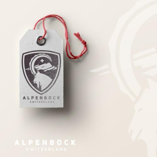 Logo for Alpenbock