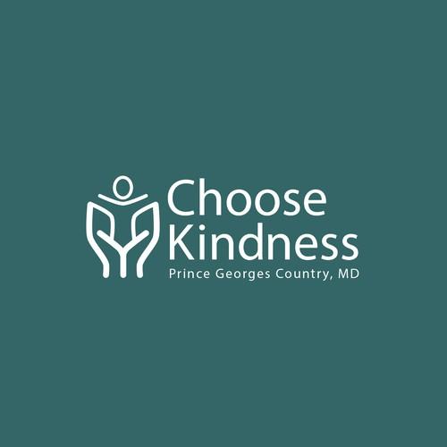 Choose Kindness logo design