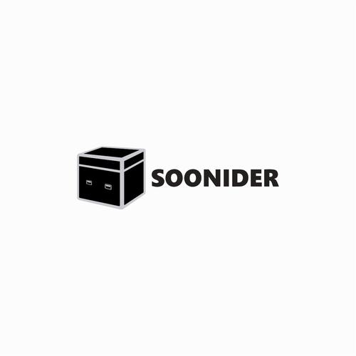 Logo design for SOONIDER