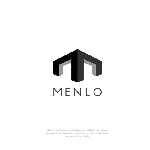 Logo concept for Menlo