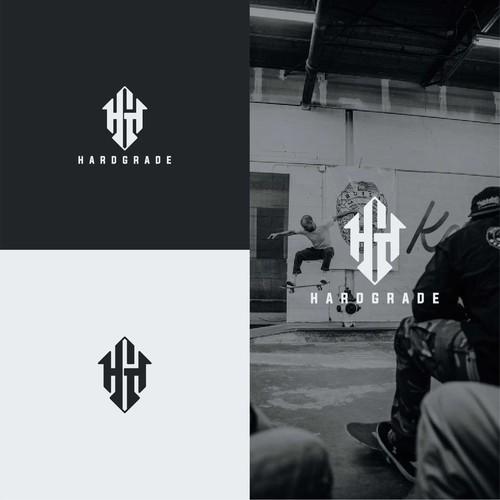 HG monogram logo